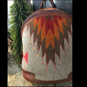 Will Leather Goods Oaxacan Dome Backpack BRAND NEW